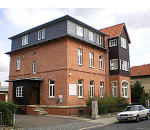 Firmensitz der BWG - Hospitalstr. 2 in Blankenburg